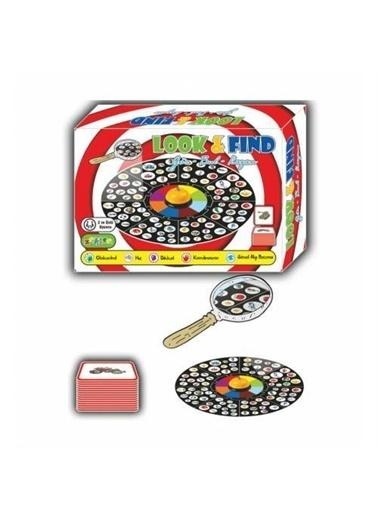 Sole Look and Find, Bak ve Bul Akıl Oyunu Renkli